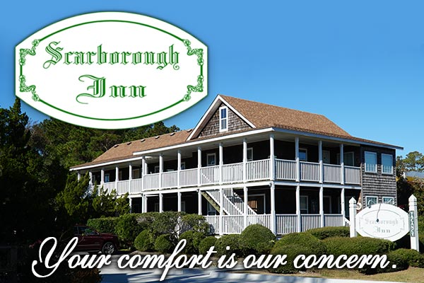 Scarborough Inn Manteo