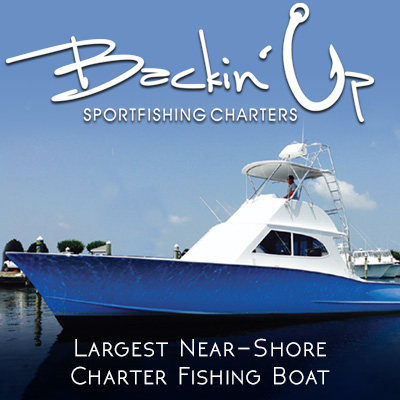 Backin' Up Sportfishing Charters
