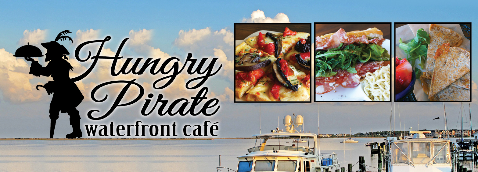 The Hungry Pirate Waterfront Café
