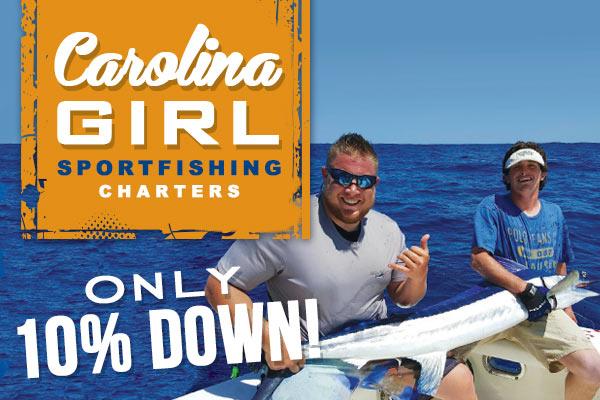 Carolina Girl Sportfishing Charters Outer Banks
