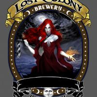 Lost Colony Brewery and Cafe, IRISH RED