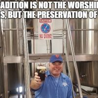 Lost Colony Brewery and Cafe, OUR RALLYING CRY