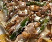 Chicken Nachos - Shaddai Peruvian Restaurant
