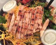 Grilled Chicken Breast Salad - Poor Richard's Sandwich Shop