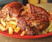 Pollo a La Brasa (Rotisserie Chicken) - Shaddai Peruvian Restaurant
