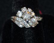 European Diamond Ring - Muzzie's Fine Jewelry & Gifts