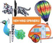Wind Spinners - Kitty Hawk Kites