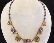 1850's Czechoslovakian Necklace - Muzzie's Fine Jewelry & Gifts
