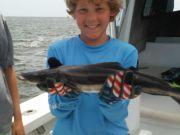 Fishing Taxi Sportfishing, Family from Williamsburg