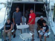Fishing Taxi Sportfishing, 3 times of trouble