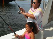 Fishing Taxi Sportfishing, Sound fishing with the family