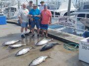 Phideaux Fishing, Thanks BOB and crew, tough