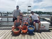 Grandpa's Charters, Shrimp, Crabs & Family Fun