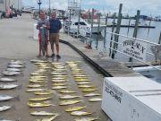 Phideaux Fishing, mahi everywhere, and tuna and wahoo