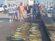 Phideaux Fishing, Partington mahi