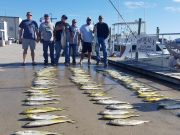 Phideaux Fishing, Great fishing continues!!!