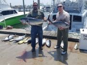 Phideaux Fishing, Jim and Gary