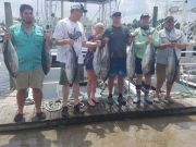 Phideaux Fishing, Davids crew