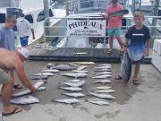Phideaux Fishing, Great Kids!!