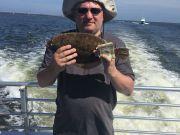 Crystal Dawn Head Boat Fishing and Evening Cruise, Big Fishpot Winner!
