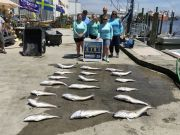 Carolina Girl Sportfishing Charters Outer Banks, Another Great Day on our 8 Hour Offshore Deep Drop Trip