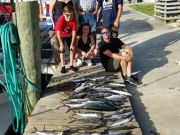 Fishin' Fannatic, Nearshore Fishing is Hot here on the Outer Banks