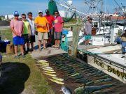 Fishin' Fannatic, Great Day Offshore - Mahi Time