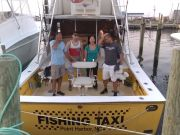 Fishing Taxi Sportfishing, DC on the ocean