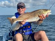 Kayak Fishing OBX fishing puppy drum adventure speckled trout flounder