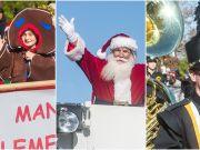 Town of Manteo, Manteo Christmas Parade