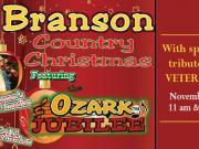 Roanoke Island Festival Park, Branson Country Christmas and Veterans Show