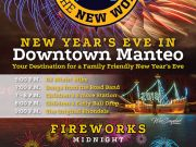 Town of Manteo, New Year in the New World