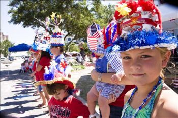 Historic Manteo Waterfront, Fourth of July Celebration