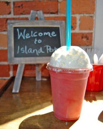 Island Perk Manteo Coffee Shop, Smoothies