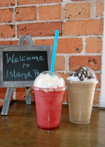 Island Perk Manteo Coffee Shop, Kids Drinks