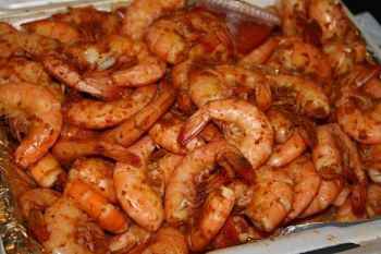 Darrell's Seafood Restaurant Manteo, NC Shrimp