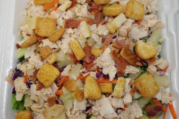 Hungry Pelican Deli and Ice Cream Manteo Outer Banks, Hawaiian Chicken Salad