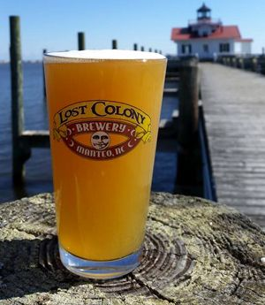 Lost Colony Brewery and Cafe, Local Award-Winning Beer