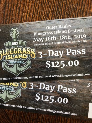 Win Two 3-Day Passes to the Bluegrass Island Festival