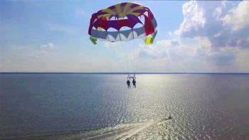 Win a Triple Parasail Flight & Photo Package