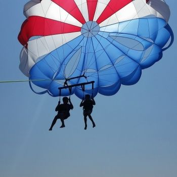 Win a Free Parasailing Flight & Sup Rental!