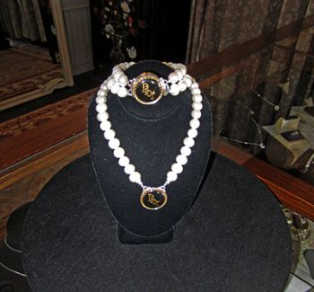 Muzzie's Fine Jewelry & Gifts, Vintage Dior Pearl Necklace