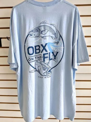 OBX on the Fly, Logo T-Shirts