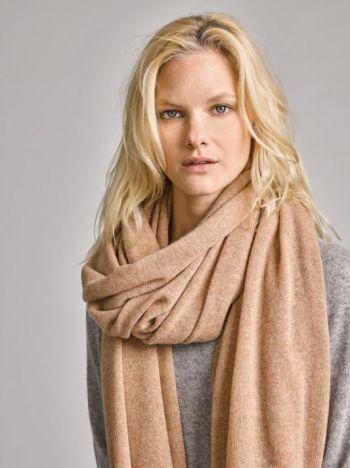 Nest, Lush Cashmere Wraps & Sweaters