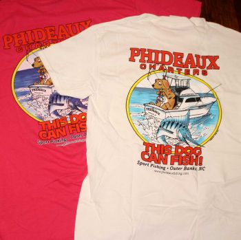 Phideaux Fishing, Phideaux Classic T-Shirt