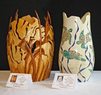 The Island Shop Boutique, Handmade Vase Collection