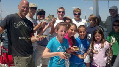 Crystal Dawn Head Boat Fishing and Evening Cruise photo