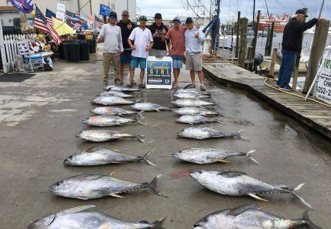 Carolina Girl Sportfishing Charters Outer Banks, Make Up Fishing Charter