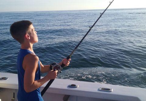 Fishing Taxi, Half Day Trip