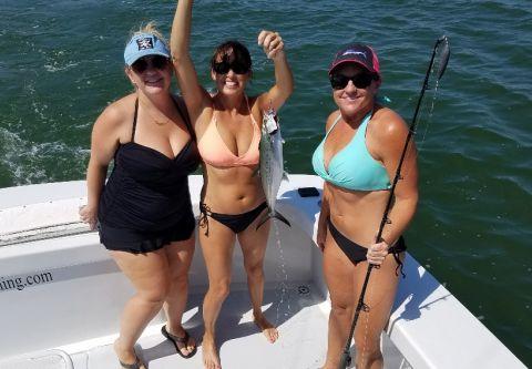 Phideaux Fishing, Inshore Fishing Charter
